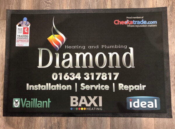 Diamond Heating Mat