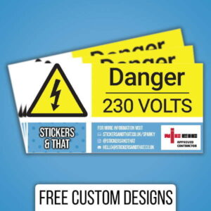 Custom Voltage Labels