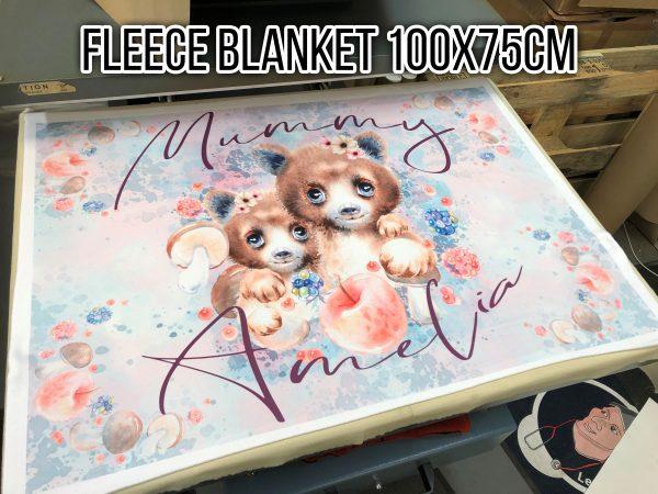 Fleece Blanket 100x75cm