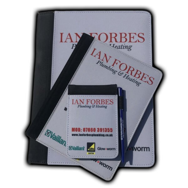 Branded Notepads  example 1