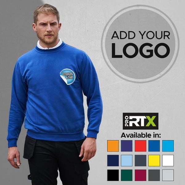 Custom-Embroidered Sweatshirt Online