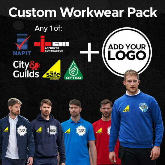 Custom Embroidered Workwear Pack