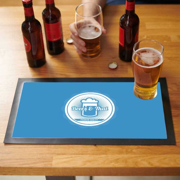 Bar Runners example 2 Stickers and That
